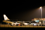 サボリーマンさんが、山口宇部空港で撮影したスターフライヤー A320-214の航空フォト(飛行機 写真・画像)