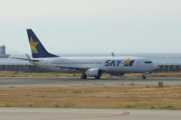 しんさんが、神戸空港で撮影したスカイマーク 737-86Nの航空フォト(写真)