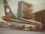 JAA DC-8さんが、伊丹空港で撮影したエア・ナウル 737-2L9/Advの航空フォト(写真)