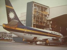 JAA DC-8さんが、伊丹空港で撮影したエア・ナウル 737-2L9/Advの航空フォト(飛行機 写真・画像)