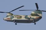 Scotchさんが、岐阜基地で撮影した航空自衛隊 CH-47J/LRの航空フォト(写真)