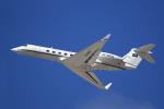 LAX Spotterさんが、ロサンゼルス国際空港で撮影したサウジアラビア王室陸軍 G-Vの航空フォト(写真)