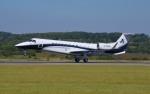 IL-18さんが、ロンドン・ルートン空港で撮影したエア・チャーター・スコットランド EMB-135BJ Legacy 650の航空フォト(写真)