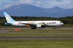 北の熊さんが、新千歳空港で撮影したAIR DO 767-381の航空フォト(写真)