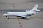 ハピネスさんが、羽田空港で撮影したアメリカ企業所有 Falcon 900EXの航空フォト(飛行機 写真・画像)