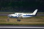 サボリーマンさんが、高松空港で撮影した日本個人所有 C90A King Airの航空フォト(飛行機 写真・画像)
