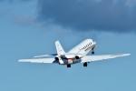 Dojalanaさんが、函館空港で撮影した朝日航洋 680 Citation Sovereignの航空フォト(飛行機 写真・画像)
