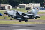 Tomo-Papaさんが、フェアフォード空軍基地で撮影したドイツ空軍 Tornado ECRの航空フォト(飛行機 写真・画像)