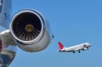 パンダさんが、三沢飛行場で撮影したジェイ・エア ERJ-170-100 (ERJ-170STD)の航空フォト(飛行機 写真・画像)