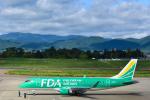 パンダさんが、花巻空港で撮影したフジドリームエアラインズ ERJ-170-200 (ERJ-175STD)の航空フォト(飛行機 写真・画像)