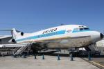まっくうさんが、ボーイングフィールドで撮影したユナイテッド航空 727-2B7の航空フォト(写真)