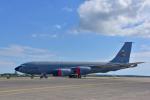 パンダさんが、三沢飛行場で撮影したアメリカ空軍 KC-135R Stratotanker (717-148)の航空フォト(写真)