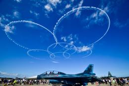 パンダさんが、三沢飛行場で撮影した航空自衛隊 F-2Bの航空フォト(飛行機 写真・画像)