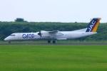 Kuuさんが、種子島空港で撮影した日本エアコミューター DHC-8-402Q Dash 8の航空フォト(飛行機 写真・画像)