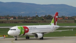Take51さんが、ザグレブ空港で撮影したTAPポルトガル航空 A320-214の航空フォト(飛行機 写真・画像)