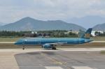 TAOTAOさんが、ダナン国際空港で撮影したベトナム航空 A321-231の航空フォト(写真)
