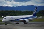 サボリーマンさんが、広島空港で撮影した全日空 787-9の航空フォト(写真)
