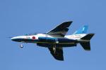 チャッピー・シミズさんが、三沢飛行場で撮影した航空自衛隊 T-4の航空フォト(写真)