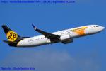 Chofu Spotter Ariaさんが、成田国際空港で撮影したMIATモンゴル航空 737-8SHの航空フォト(飛行機 写真・画像)