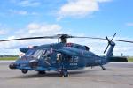 パンダさんが、三沢飛行場で撮影した航空自衛隊 UH-60Jの航空フォト(写真)