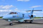 パンダさんが、三沢飛行場で撮影した航空自衛隊 U-125A(Hawker 800)の航空フォト(写真)