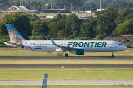 みなかもさんが、フィラデルフィア国際空港で撮影したフロンティア航空 A321-211の航空フォト(飛行機 写真・画像)