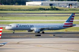 みなかもさんが、フィラデルフィア国際空港で撮影したアメリカン航空 A320-214の航空フォト(飛行機 写真・画像)