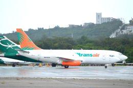 kohei787さんが、アントニオ・B・ウォン・パット国際空港で撮影したトランスエア 737-209/Adv(F)の航空フォト(飛行機 写真・画像)