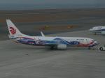 Shibataさんが、中部国際空港で撮影した中国国際航空 737-89Lの航空フォト(写真)