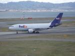 セブンさんが、関西国際空港で撮影したフェデックス・エクスプレス A310-324/ET(F)の航空フォト(飛行機 写真・画像)