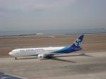セブンさんが、中部国際空港で撮影したアジア・アトランティック・エアラインズ 767-322/ERの航空フォト(飛行機 写真・画像)