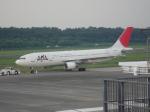 セブンさんが、熊本空港で撮影した日本航空 A300B4-622Rの航空フォト(飛行機 写真・画像)