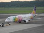 セブンさんが、熊本空港で撮影したスカイネットアジア航空 737-43Qの航空フォト(飛行機 写真・画像)