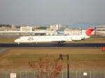 セブンさんが、伊丹空港で撮影した日本航空 MD-81 (DC-9-81)の航空フォト(飛行機 写真・画像)