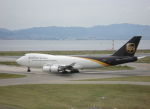 セブンさんが、関西国際空港で撮影したUPS航空 747-44AF/SCDの航空フォト(飛行機 写真・画像)
