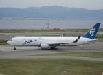 セブンさんが、関西国際空港で撮影したニュージーランド航空 767-319/ERの航空フォト(飛行機 写真・画像)