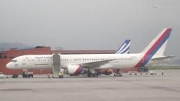 westtowerさんが、トリブバン国際空港で撮影したネパール航空 757-2F8Cの航空フォト(飛行機 写真・画像)