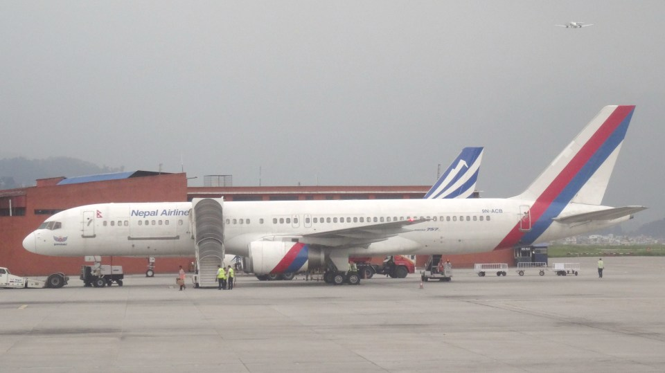 westtowerさんのネパール航空 Boeing 757-200 (9N-ACB) 航空フォト