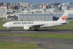 tak✈さんが、福岡空港で撮影した日本航空 777-289の航空フォト(写真)