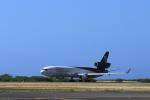 JA711Aさんが、ダニエル・K・イノウエ国際空港で撮影したUPS航空 MD-11Fの航空フォト(写真)