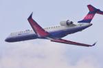 サボリーマンさんが、広島空港で撮影したアイベックスエアラインズ CL-600-2C10 Regional Jet CRJ-702の航空フォト(写真)
