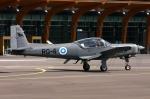Echo-Kiloさんが、ユバスキュラ空港で撮影したフィンランド空軍 L-90 TP Redigoの航空フォト(写真)