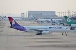 ハピネスさんが、関西国際空港で撮影したハワイアン航空 A330-243の航空フォト(飛行機 写真・画像)