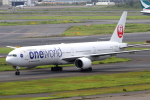 かみじょー。さんが、羽田空港で撮影した日本航空 777-346の航空フォト(写真)