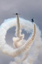 かみじょー。さんが、松島基地で撮影した航空自衛隊 T-4の航空フォト(写真)