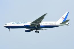 RUSSIANSKIさんが、シンガポール・チャンギ国際空港で撮影したオレンエア 777-2Q8/ERの航空フォト(写真)