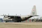 take_2014さんが、横田基地で撮影したアメリカ空軍 C-130H Herculesの航空フォト(写真)