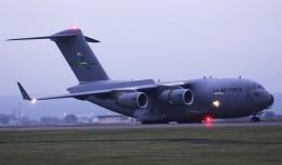 ユージ@RJTYさんが、横田基地で撮影したアメリカ空軍 C-17A Globemaster IIIの航空フォト(飛行機 写真・画像)
