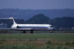 kumagorouさんが、仙台空港で撮影した中国北方航空 MD-82 (DC-9-82)の航空フォト(飛行機 写真・画像)