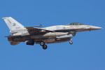 Ryan-airさんが、ネリス空軍基地で撮影したアラブ首長国連邦空軍 F-16E Fighting Falconの航空フォト(写真)